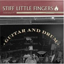 Stiff Little Fingers - Guitar and Drums [New CD]