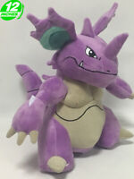 Nidoking 30cm 12inch Game Anime Stuffed Animal Plush Soft Toy Poke Doll
