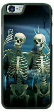 Halloween Funny Skeleton Selfie Phone Case For iPhone Samsung Note 20 LG Google