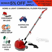 Home and Light Commercial Floor Polisher and Buffer Machine