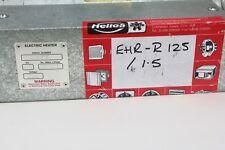 RISCALDATORE elettrico ad aria di HELIOS EHR 125 240V 1.5 kW #S276