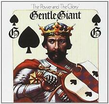 Gentle Giant - The Power And The Glory (Steven Wilson Mix - 2.0 (NEW CD+BLU-RAY)