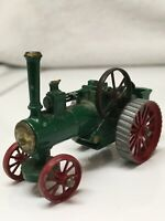 Matchbox Models of Yesteryear Y-1-A 1925 Allchin Traction Engine Green 1956