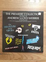 Andrew Lloyd Webber ‎– The Premiere Collection - The Best Of Lp Vinyl