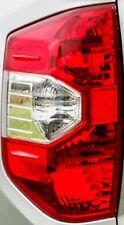 New Toyota Tundra 2014 2015 2016 left driver tail light