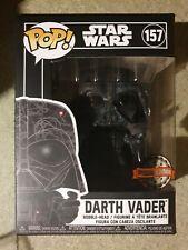 Funko Pop Vinyl Darth Vader #157 Special Edition (Futura) New Star Wars Rare