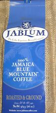 100% Blue Mountain coffee ground Jablum Jamaica 16 oz Only shipping to the US