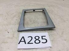 08-13 MERCEDES C300 W204 CENTER CONSOLE SHIFT TRIM BEZEL COVER D A285