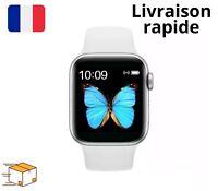 Montre Connectée Smart Watch Intelligente Homme Femme Android iPhone Étanche