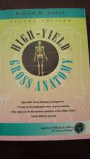 High-Yield Gross Anatomy, Second Edition