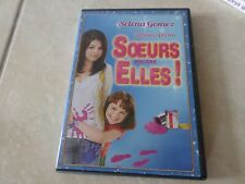 DVD Soeurs malgré elle avec Selena Gomez