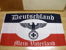 Fahnen Flagge Deutschland Mein Vaterland - 90 x 150 cm