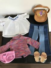American Girl Doll Julie Classic Original Meet Outfit pre beforever