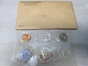 1955 US Mint Silver Proof Set