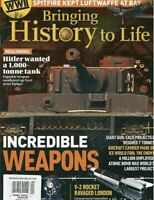 Bring History To Life Magazine Incredible Weapons WW2 Hitler 1000 Tonne Tank