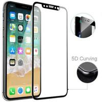 TEMPERED GLASS SCREEN PROTECTOR 5D TOUCH FULL COVER [HD for IPHONE X / XS PHONES
