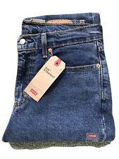 NWT Men's LEVI'S 514 Straight Reg Fit Stretch Blue Jeans - Various Sizes 29