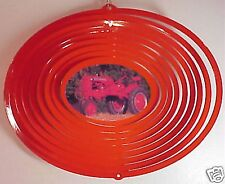 "Allis Chalmers Tractor 12"" Metal Wind Spinner"