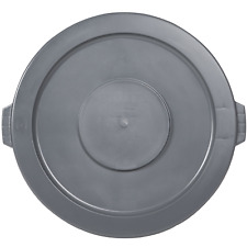 Garbage Can Lid for Brute 10 gal Container Rubbermaid FG260900GRAY Gray_261-19G