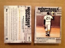 Roberto Clemente #MM-13 Pirates #ed/49 made 2017 Topps Memorable Momentos 5x7