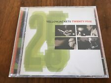 Twenty Five by Yellowjackets (CD, May-2006, Heads Up) NEW