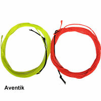 Aventik12ft25lbTenkara Fishing Tapered Braided Thread IndicatorTip Furled Leader