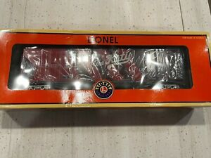 """LIONEL UNION PACIFIC HERITAGE KATY PS2 4427 HOPPER BEAUTIFUL DEEP RED,NIBA 14"""""""