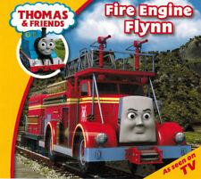 Thomas and Friends Story - My First Story Time Set: FIRE ENGINE FLYNN -  NEW
