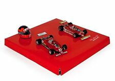 Minichamps 1/43 Ferrari Gilles Villeneuve Two Car Box Set