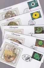 Great Britain 1995 FDC Small Benham Silk Covers Springtime Art & Flowers Special