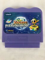 VTECH VSmile ZayZoo: An Earth Adventure Game Cartridge