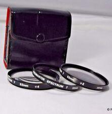 Promaster 52mm kit +1, +2, +4  Filters close up macro set