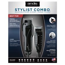 Andis Stylist Combo 66280 Envy Clipper & T-Outliner Trimmer Kit, Black