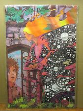 Vintage HIGH TIDE Excerpt fantasy poster  1972 11676