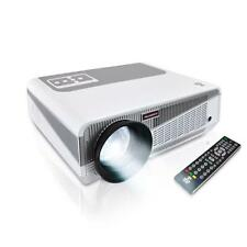 """Pyle PRJAND615 HD Wi-Fi Blu Ray Projector up-to 120"""" Dual Core Android CPU"""
