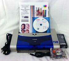 (New Inside) Canon PiXMA i70 Mobile Portable Travel Printer + Extras ip90v ip100