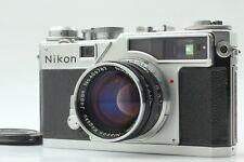 【Near MINT】 Nikon SP Rangefinder w/ Nikkor S 5cm (50mm) F1.4 From JAPAN #238