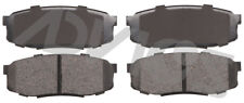 Advics Ultra-Premium Brake Pads fits 2007-2009 Toyota Land Cruiser Tundra Sequoi