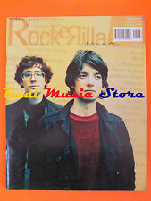 rivista ROCKERILLA 286/ 2004 Kings Of Convenience P.J.Harvey Graham Coxon *NOcd