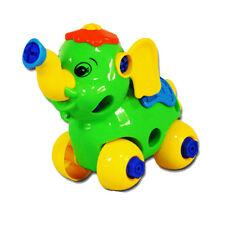 Christmas Gift Disassembly Elephant Car Design Educational toys for children