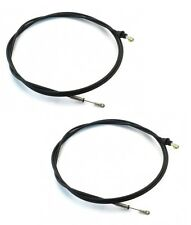 2 Snow Plow JOYSTICK CONTROL CABLES (New Style) 1313010 SAM for Western Snowplow