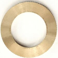 """5/8"""" x 1"""" Arbor Bushing saw blade reducer adapter ring Vermont American 27978"""