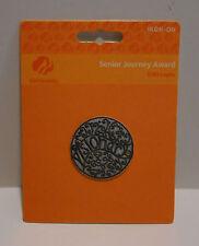 Girl Scouts Senior Journey Award Iron-On Badge/Patch ~ GIRLtopia ~ NEW