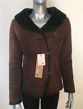 NWT AUTH EMU Australia   Sheepskin Shearling Jacket coat Sz M