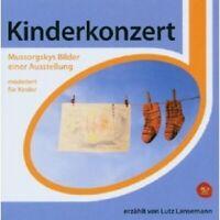 LUTZ LANSEMANN - ESPRIT/BILDER EINER AUSSTELLUNG KINDERKONZERT  CD NEW