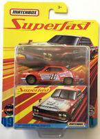 MATCHBOX 2020 SUPERFAST #09 1971 NISSAN SKYLINE 2000 GTX-VHTF