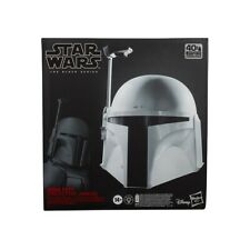 Star Wars Black Series Boba Fett (Prototype Armor) Electronic Helmet Replica
