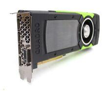 HP Nvidia Quadro M6000 12 GB GDDR5 DVI, 4x DP (801196-002) PCI-E   #307446