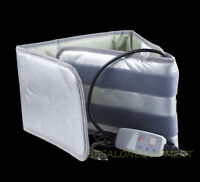 FIR Infrared Sauna Slimming Belt Fat Burning Waist Body Fitness SPA Heating Belt
