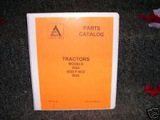 Allis Chalmers 5020 5030 Dealers Parts Catalog.